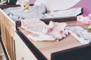 Otroške posteljnine se uporabljajo že pri dojenčkih